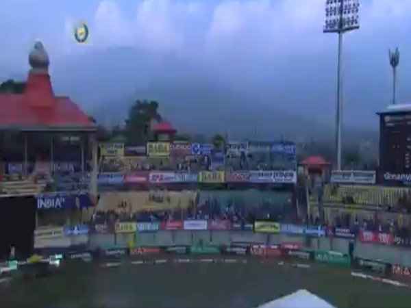 The first T20 match between India and South Africa was canceled due to rain