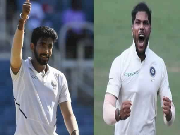 Bumrah is not playing in the Upcoming Test series