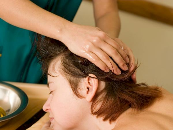 Get rid of Dandruff and Itching scalp