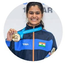 Proud Moment of India : India got gold medal in ISSF World Cup