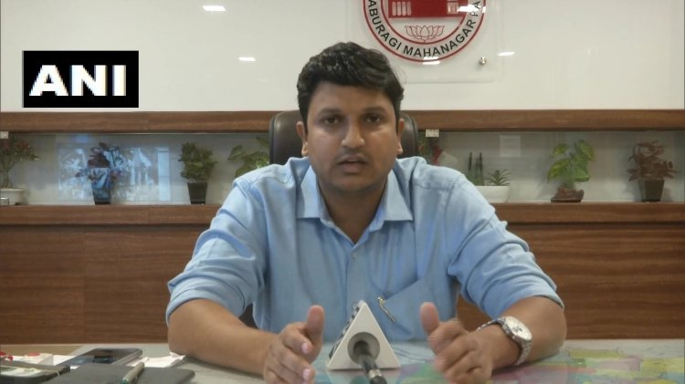 Food packets will distributed to households: Rahul Pandwe, Commissioner of Kalaburagi Urban Corporation